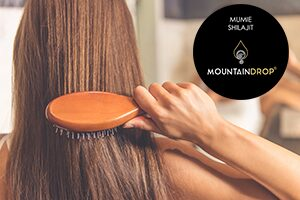 SKIN AND HAIR CARE WITH SHILAJIT